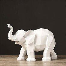Polyresin Skulptur Figur Tierfigur Handgemachte