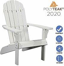PolyTEAK Element Adirondack Stuhl mit abnehmbarem