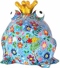 Pomme Pidou | Spardose Keramik | Frosch Freddy |