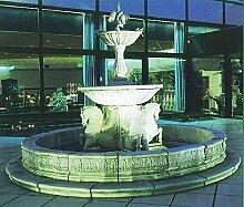 pompidu-living Brunnen, Gartenbrunnen,