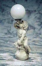 pompidu-living Leuchte Mann mit Horn, Leuchte,