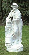 pompidu-living Mann mit Krug H 103 Farbe