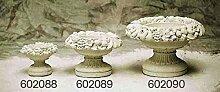 pompidu-living Schale Früchte groß, Amphore,