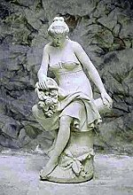 pompidu-living Venus mit Krug, Steinfigur,