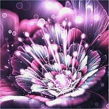 Ponana 3D Mode Tapeten Blumen Wandbild Tapete Für