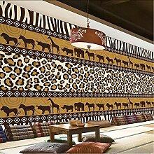 Ponana Südostasiatischen Stil Leopard 3D