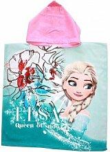 Poncho-handtuch Disney die Eiskönigin Frozen
