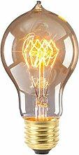 Pondkoo 220 V 240 V Edison-Glühbirne, E27,