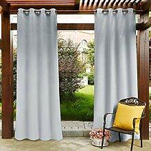 PONY DANCE Outdoor Vorhang Wasserabweisend -