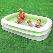 Pool aufblasbar 262x 175x 56cm