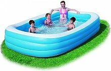 Pool aufblasbar BestWay 305x 183x 56cm