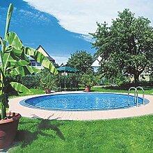 Pool dankbar in-groundpool Sumatra rund Ø350x H120cm dankbar Pools kpe3527