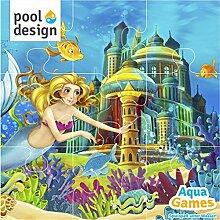 pool-design.eu Poolspiel * Aqua Games * Tauchspiel