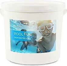 Pool-Fun - Multitabs Chlortabletten - Chlor für