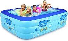 Pool Indoor-Planschbecken Für Kinder, Tragbarer