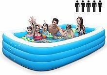 Pool MM Aufblasbarer Pool Für Kinder/Erwachsene,