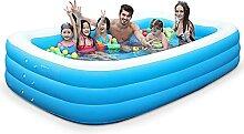 Pool MM Aufblasbares Planschbecken, Außengarten