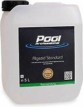 Pool Professional Algezid Standard | im 5,0 Liter Kanister Algenmittel für Schwimmbecken | Hochwertiger Algenschutz