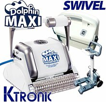 Pool Roboter dolphin maytronics Maxi M-Line Ktronic Swivel