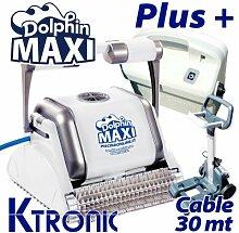 Pool Roboter dolphin maytronics Maxi Plus mit 30 Meter Kabel