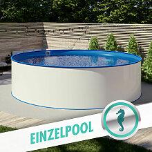 Pool Total - Rundpool Stahlwandbecken Ø 5,00 x
