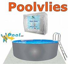 Pool Vlies für Pools bis 8,50 x 4,90 m Schwimmbad