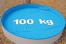 Poolabdeckung SafeTop für Ovalbecken 490x300 cm