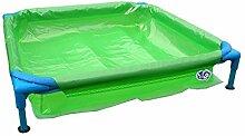 POOLS Toi 3114–Pool, 15x 15x 85cm, grün