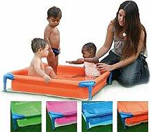 POOLS Toi 3115–Pool, 15x 15x 85cm, orange