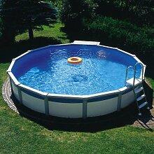 Poolzon Schwimmbecken Megazon 3,60 x 1,32m mit