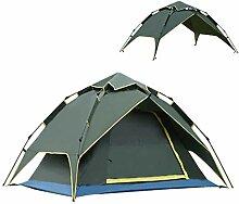 Pop-Up Zelt, 2 Person Zelte für Camping, Easy Set