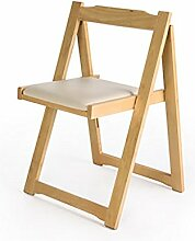 Popa faltstuhl Stuhl aus Massivholz Moderner