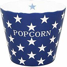 Popcorn, blue star 14