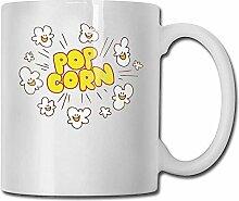 Popcorn Fashion Kaffeetasse Porzellanbecher
