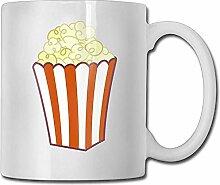 Popcorn lustige Clip Art Keramik