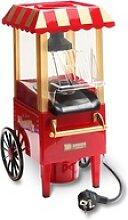 Popcornmaschine / Popcornmaker im Retro-Stil (50er
