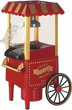 Popcornmaschine Retro Cart