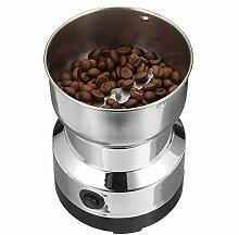 PopHMN Elektrische Kaffeemühle, 150w Tragbare
