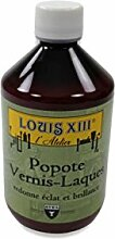 Popote Nagellack Lack Louis XIII (500ml farblos)