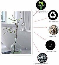 POPSPARKk Badspiegel Beleuchtung Wandspiegel