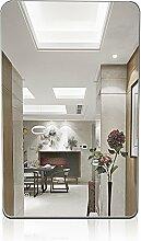 POPSPARKk Badspiegel LED Beleuchtung Wandspiegel