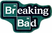 Poptoy PTY010002 Breaking Bad Teppich Logo