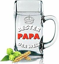 PorcelainSite Geschenkideen GmbH Bester Papa der