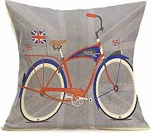 Pormow Fahrrad-Garage-Auto Baumwolle und Leinen