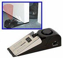 Portable Super-Tür-Stop Alarmanlage Sicherheit wo