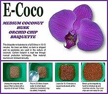 Portal Cool 9 Liter: Orchideen Compost Coco Husk