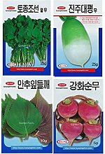Portal Cool Samen Paket: Einheimie Korea