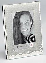 Portraitrahmen Louna, 10x15 cm, versilber