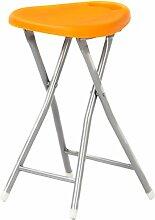 Portus Kool Klapphocker orange