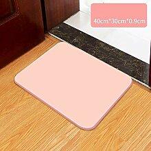 Badteppich Pink Grau Günstig Online Kaufen Lionshome